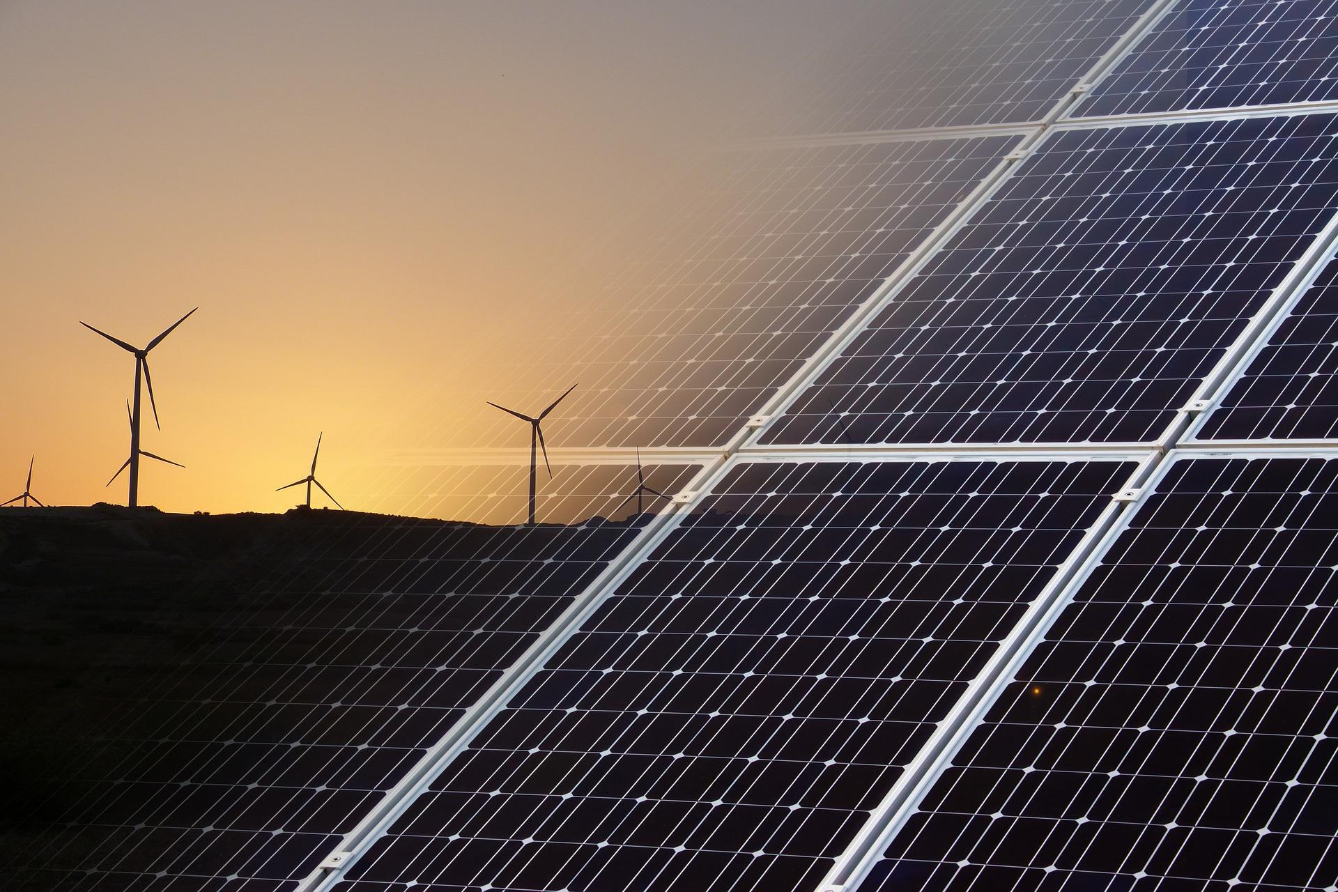 Saiba quais são as diferenças entre a energia solar e a energia eólica